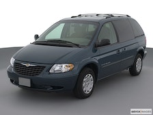 2003 Chrysler Voyager Review