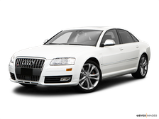 2009 Audi S8 Review