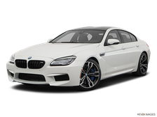 2018 BMW M6 Review