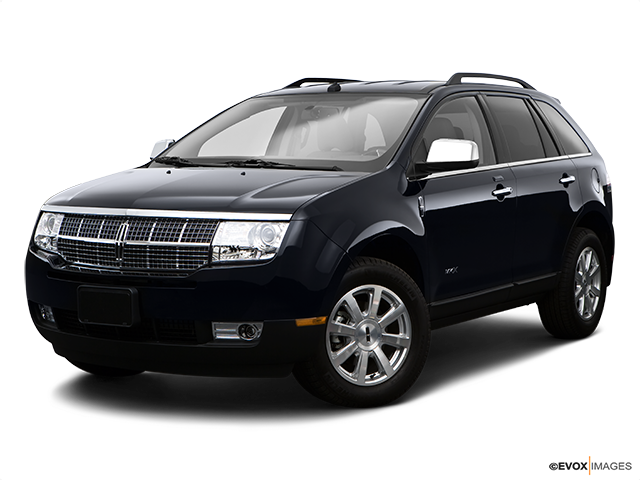 2009 Lincoln MKX Review