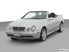2000 Mercedes-Benz CLK Review