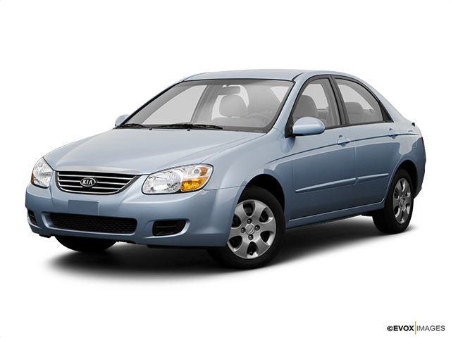 2008 Kia Spectra Review