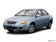 2008 Kia Spectra Review