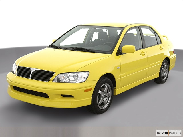 2002 Mitsubishi Lancer Review
