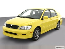 2003 Mitsubishi Lancer Review