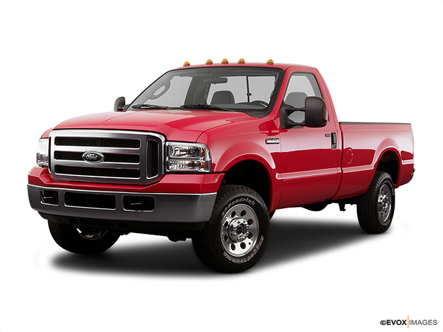 2005 Ford F-250 Super Duty Review