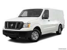2017 Nissan NV Review