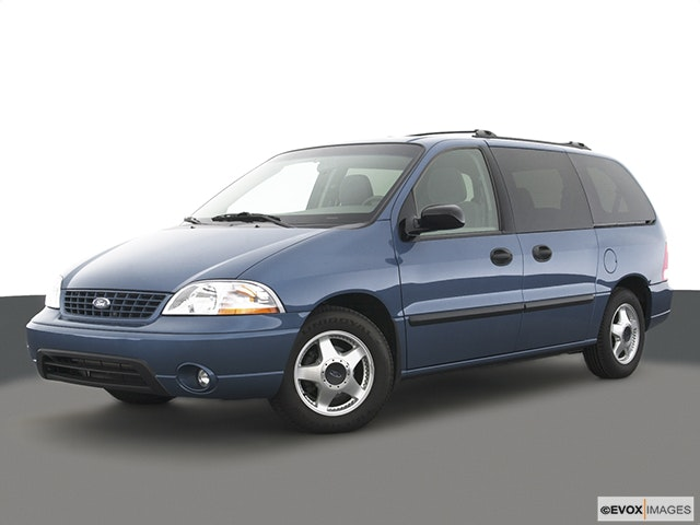 2003 Ford Windstar Review