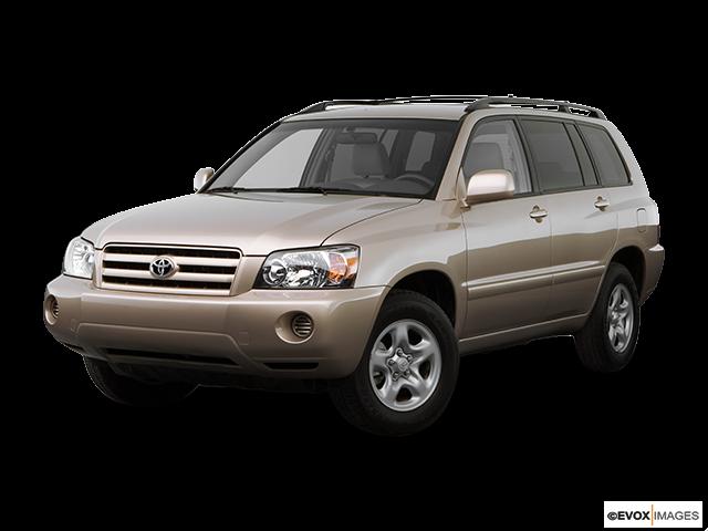 2007 Toyota Highlander Review