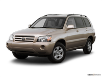 Toyota, Highlander, 2001-2007
