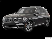 BMW, X3, 2018-Present