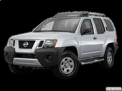2015 Nissan Xterra photo