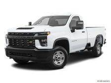 Chevrolet Silverado 2500HD Reviews