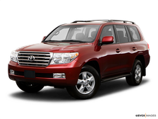 2008 Toyota Land Cruiser Review