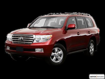 2008 Toyota Land Cruiser photo