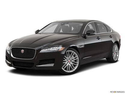 2020 Jaguar XF photo