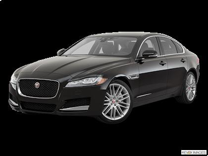 2019 Jaguar XF photo