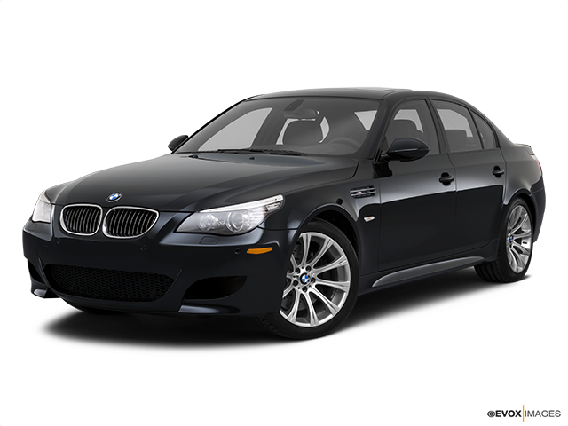 2010 BMW M5 Review