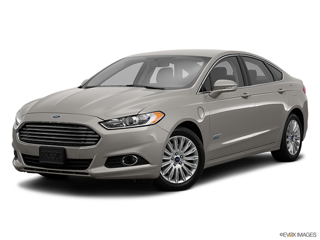 2015 Ford Fusion Energi Review