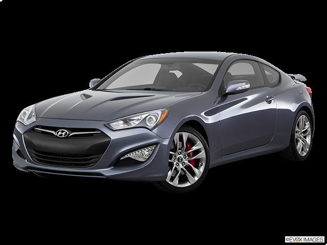 2016 Hyundai Genesis Coupe photo