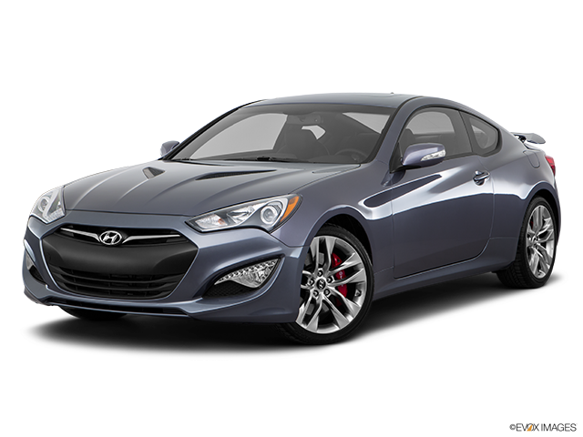 2016 Hyundai Genesis Coupe Photo