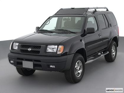 2001 Nissan Xterra photo