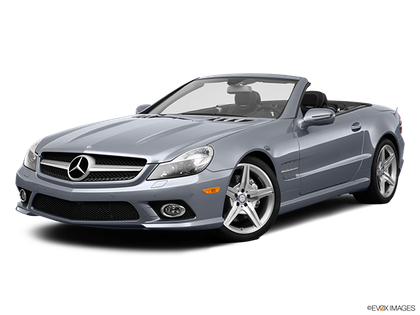 2012 Mercedes-Benz SL-Class photo
