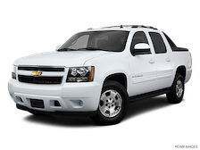 2011 Chevrolet Avalanche 1500 Review