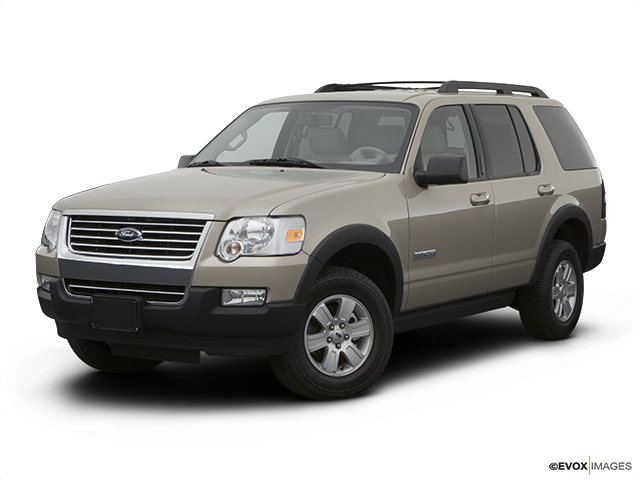 2007 Ford Explorer Review