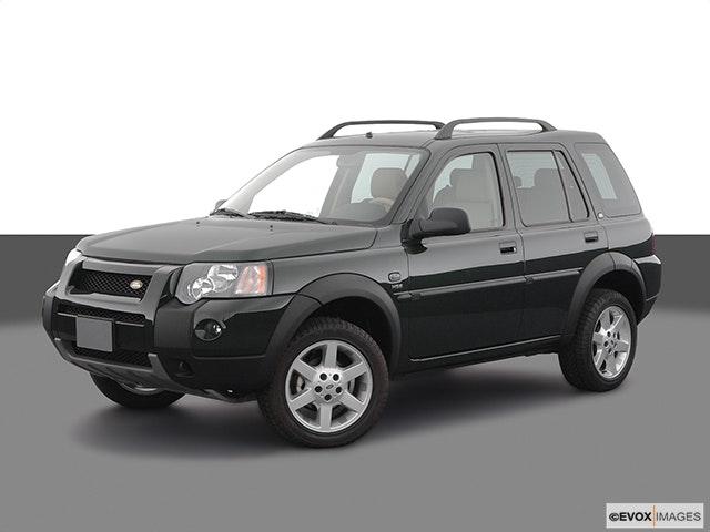 Land Rover Freelander Reviews