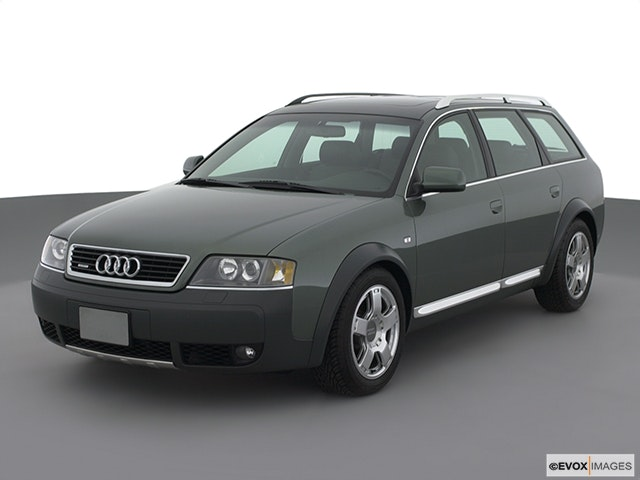 2003 Audi allroad quattro Review