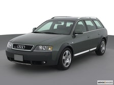 2003 Audi Allroad Review
