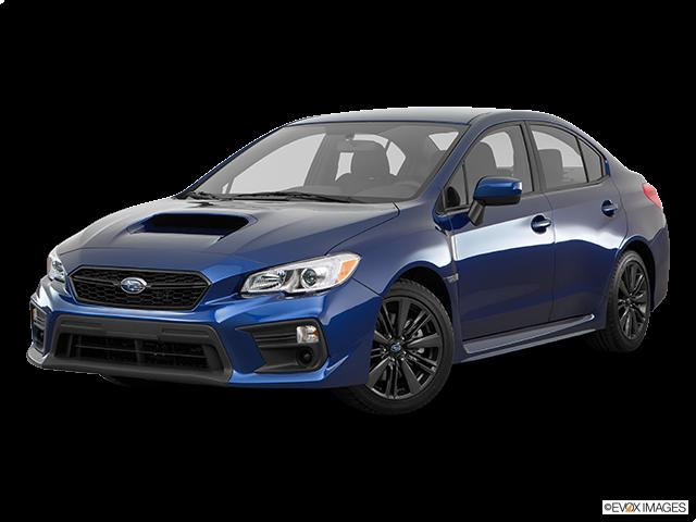 2018 Subaru WRX Review