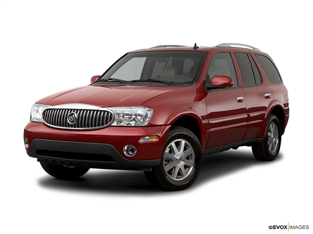 Buick Rainier Reviews