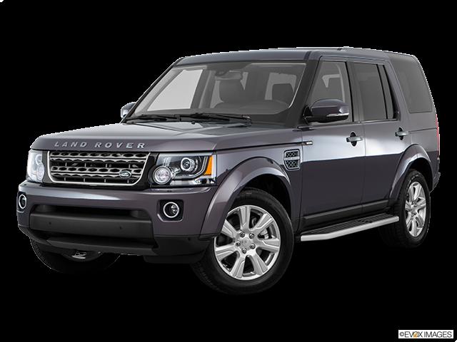 2016 Land Rover LR4 photo