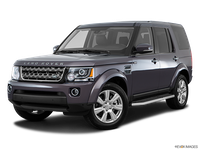 Land Rover LR4 Reviews