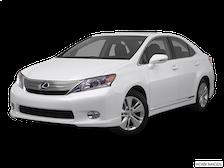 2012 Lexus HS Review