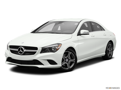 2014 Mercedes-Benz CLA photo