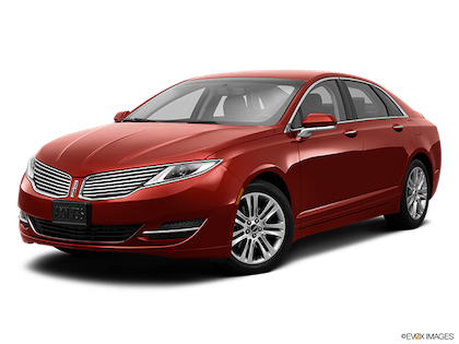 2014 Lincoln MKZ Review | CARFAX Vehicle Research