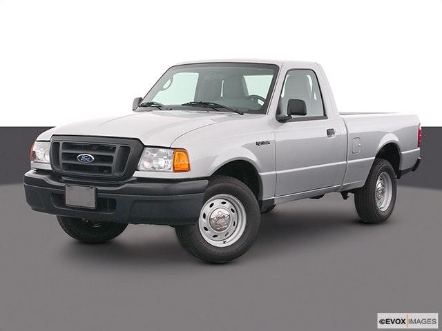 2004 Ford Ranger Review