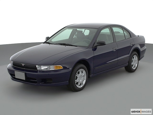 2001 Mitsubishi Galant Review