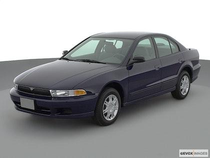 2001 Mitsubishi Galant photo
