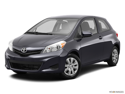 2014 Toyota Yaris photo