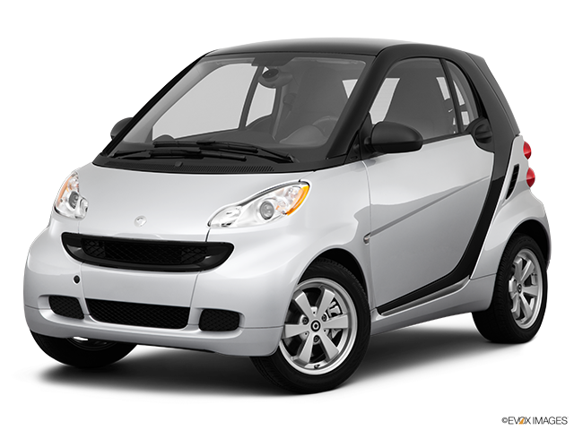 2012 Smart fortwo Review