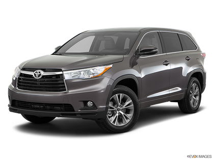 2016 Toyota Highlander Review Carfax Vehicle Research