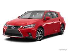 2014 Lexus CT Review