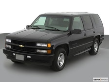 2000 Chevrolet Tahoe Review