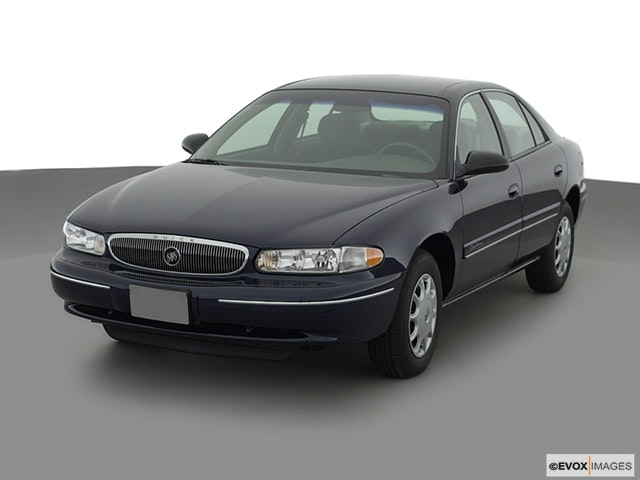2001 Buick Century Review