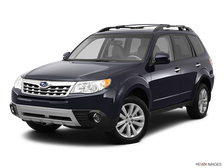 2012 Subaru Forester Review
