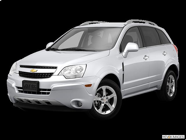 Chevrolet Captiva Sport Reviews